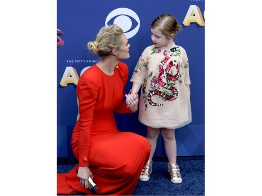 Nicolle Galyon and daughter Charlie Jo
