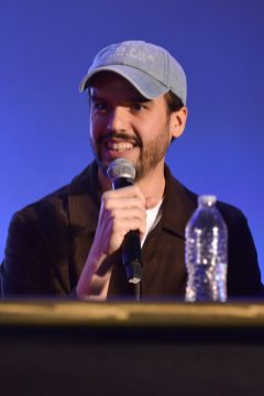 ANAHEIM, CALIFORNIA - JANUARY 17: Louis Bell speaks onstage at The 2020 NAMM Show on January 17, 2020 in Anaheim, California. (Photo by Jerod Harris/Getty Images for NAMM)