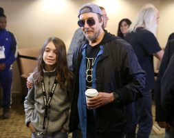 ANAHEIM, CALIFORNIA - JANUARY 18: Jim Keltner (R) attends The 2020 NAMM Show on January 18, 2020 in Anaheim, California. (Photo by Jesse Grant/Getty Images for NAMM)