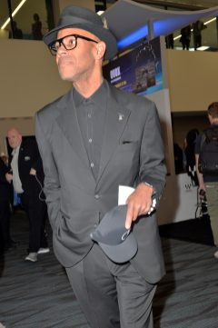 ANAHEIM, CALIFORNIA - JANUARY 18: Jimmy Jam attends The 2020 NAMM Show on January 18, 2020 in Anaheim, California. (Photo by Jerod Harris/Getty Images for NAMM)