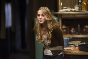 """Supernatural --""""Ladies Drink Free""""-- SN1216b_0071.jpg -- Pictured: Kathryn Love Newton as Claire -- Photo: Diyah Pera/The CW -- © 2017 The CW Network, LLC. All Rights Reserved"""