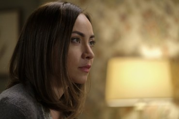 """Supernatural --""""The Future"""" -- SN1219a_0063.jpg -- Pictured: Courtney Ford as Kelly Kline -- Photo: Robert Falconer/The CW -- © 2017 The CW Network, LLC. All Rights Reserved"""