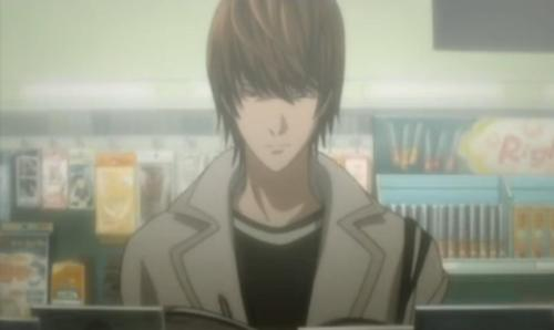 Death Note Episode 1