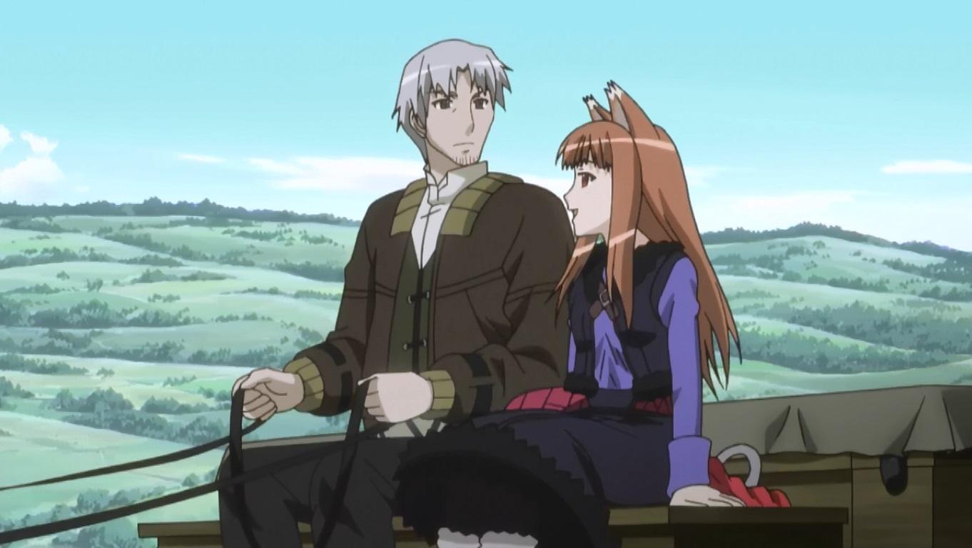 Ookami To Koushinryou Thoughts On Anime