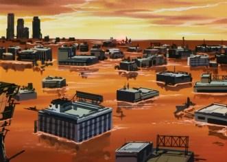 Otaku no Video - post apocalypse