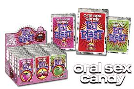 Oral sex candy bj blast