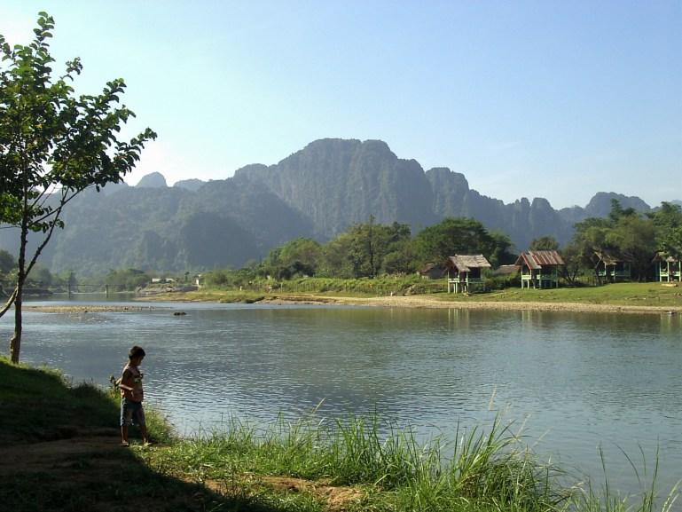 Consejos y curiosidades sobre Laos - Vang Vieng