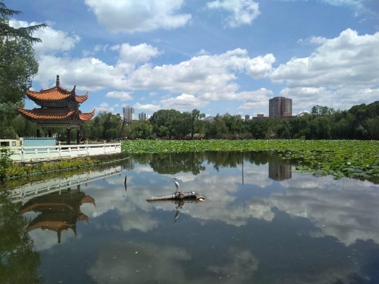 Kunming - Green Lake