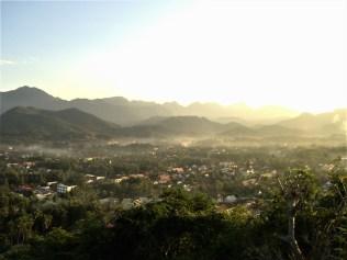 Laos Luang Prabang Mirador - Los Mejores Templos que ver en Luang Prabang en 2 días