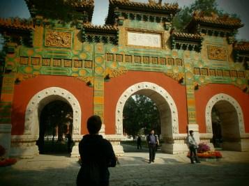 Beijing - Templo de Confucio