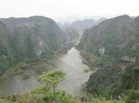 Ninh Binh - Mirador Tam Coc