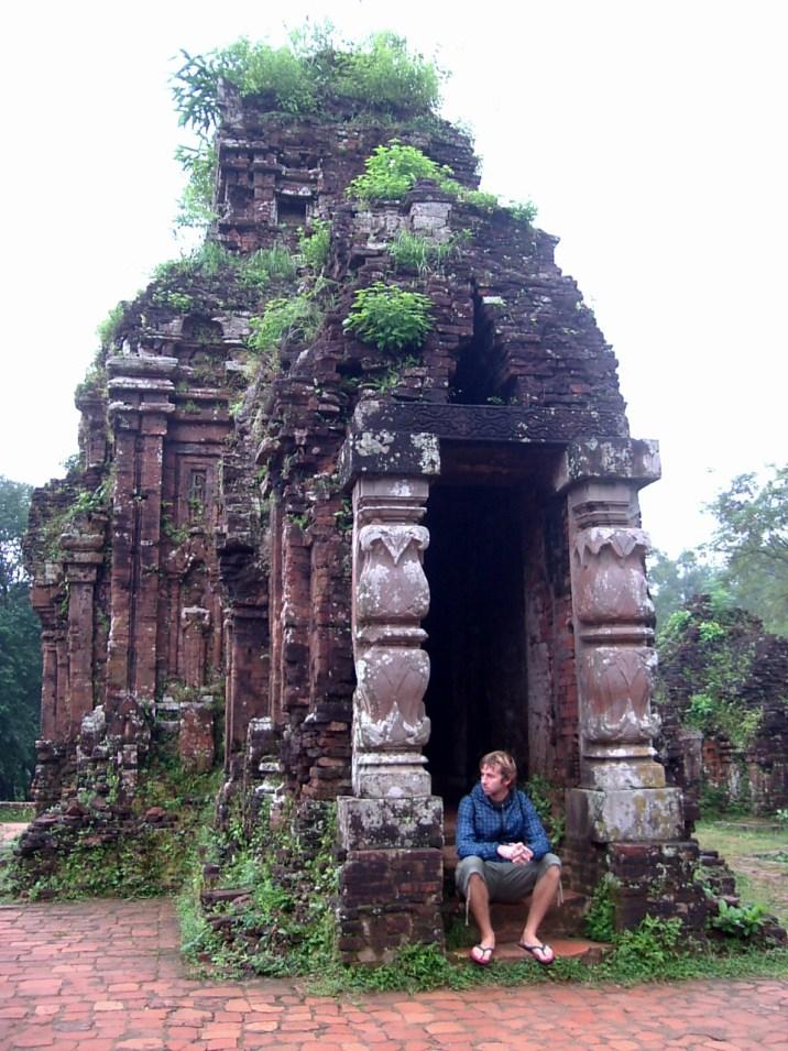 Vietnam - Hoi An - Ruinas My Son