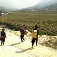Terrazas de arroz de Sapa: las minorías étnicas de Vietnam