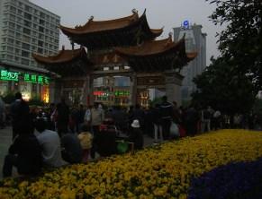 Kunming - Jinmafang