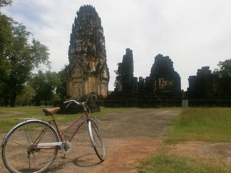 Tailandia Viaje a Sukhothai 1 - Sukhothai, the ancient capital of Thailand