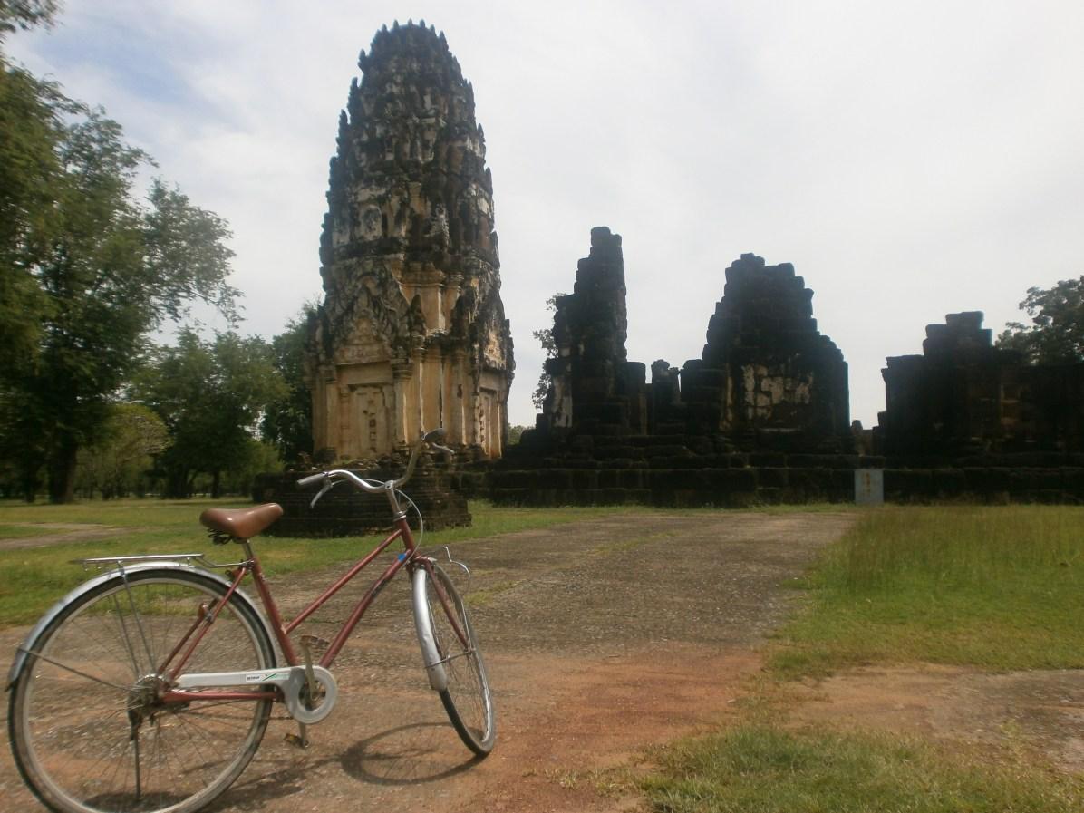 Tailandia Viaje a Sukhothai - Un día en las Ruinas de Sukhothai, la antigua capital de Tailandia