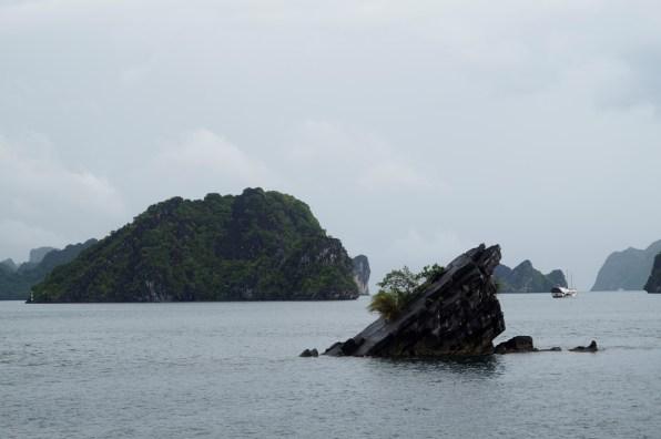 Vietnam Bahía de Halong Día 1 - Bahía de Halong, tour de 2 días en barco con pros y contras