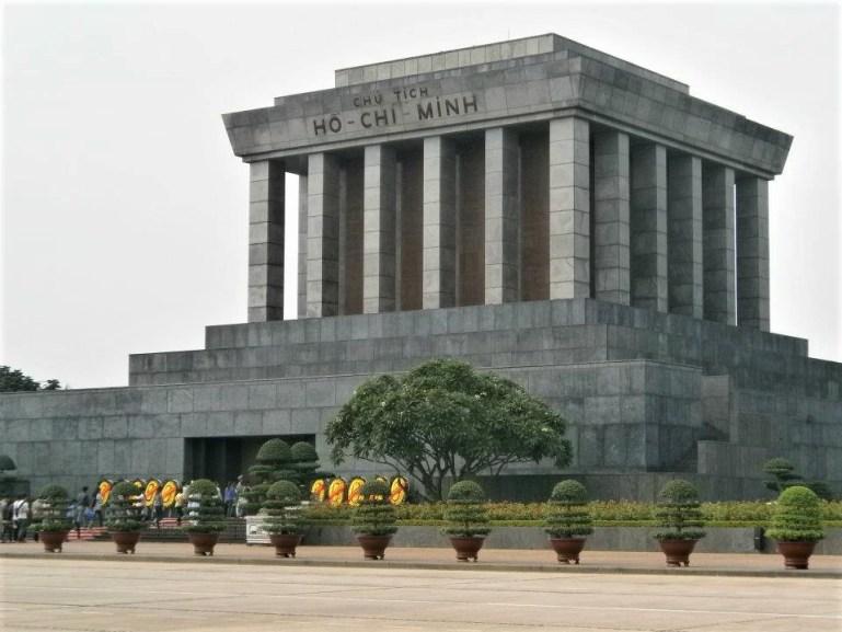 Vietnam - Mausoleo Ho Chi Minh