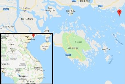 halong ok perfecto - Bahía de Halong, tour de 2 días en barco con pros y contras