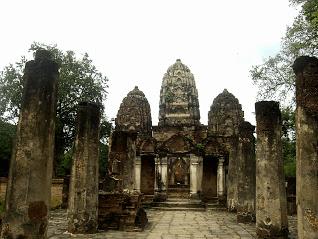 tai - Un día en las Ruinas de Sukhothai, la antigua capital de Tailandia