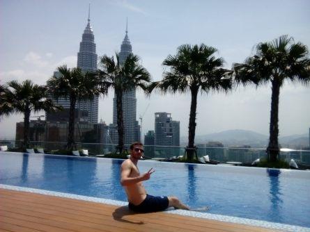Kuala Lumpur - Torres Petronas