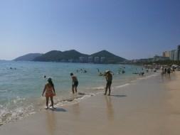 Hainan - Playa Sanya