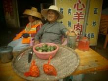 Hainan - Vendiendo sustancias...