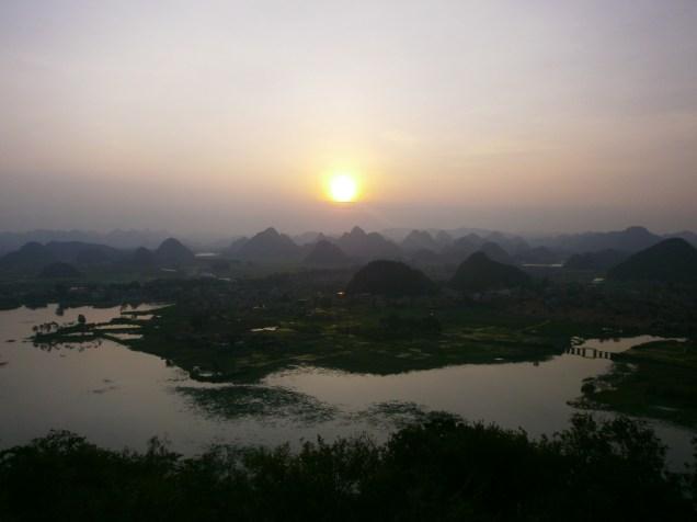 P6030062 - Puzhehei, visitando el paisaje kárstico de Yunnan