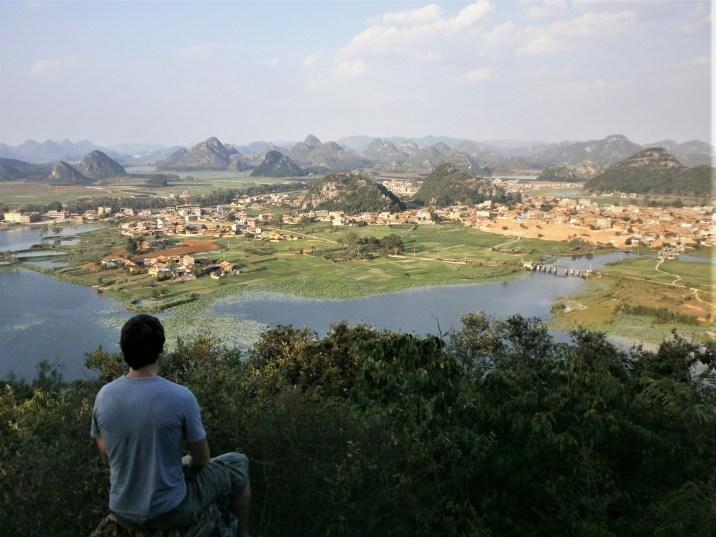 China - Viaje a Yunnan - Mirador Puzhehei