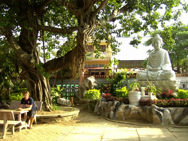 Hoi An Temple - 1 day in Hoi An: a great disappointment