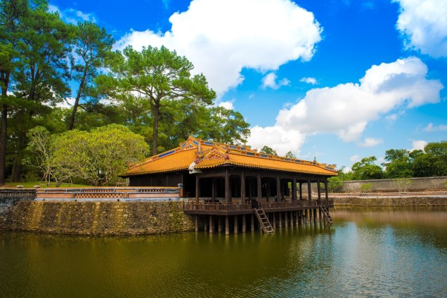 Hue Tumba Tu Duc 1 - Imperial City of Hue, Top Places to See in 2 Days
