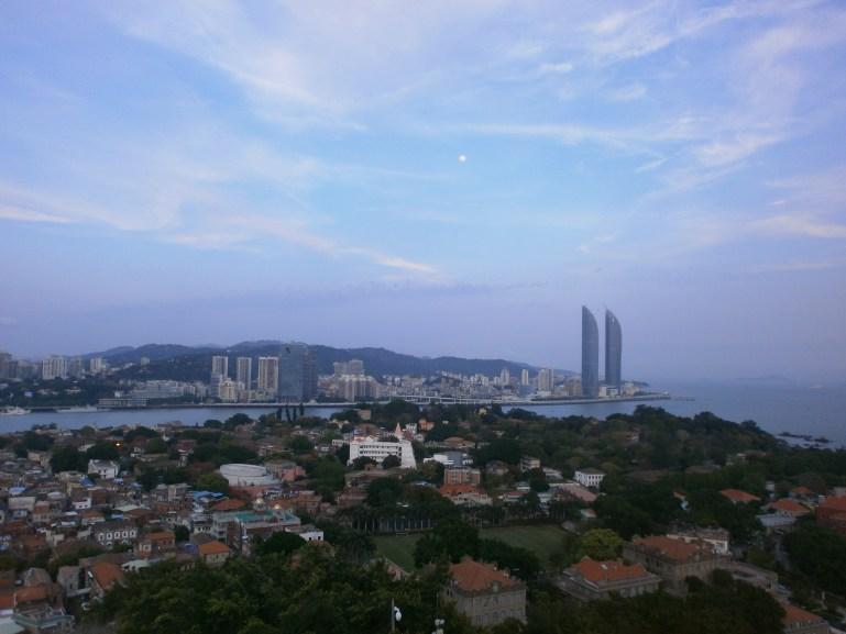 Working in Xiamen - Gulangyu