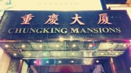 Kowloon - Chungking Mansions
