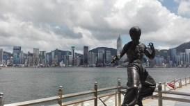 Hong Kong - Paseo de las Estrellas - Bruce Lee
