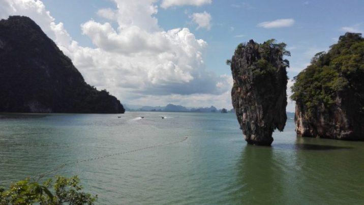 Thailand - Beaches of Phuket - James Bond Island