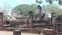Tailandia profunda - Ruinas Kamphaeng Phet