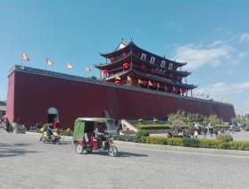 Viaje en bicicleta - Jianshui entrada parte antigua