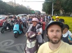 China - Motos eléctricas Kunming