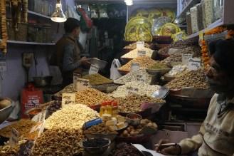 Nueva Delhi - Mercado de las especias Khari Baoli