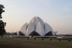India - Delhi - Templo del Loto