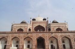 India - Delhi - Tumba Humayun