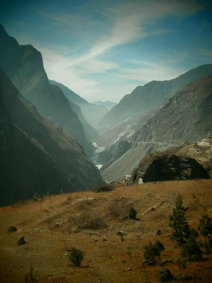 Yunnan Garganda del Salto del Tigre - Organized trip to Yunnan: 12 days in China with driver and guide