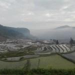 Yunnan Terrazas de arroz de Duoyishu - Organized trip to Yunnan: 12 day route
