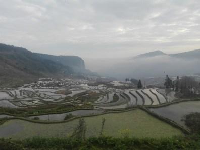 Yunnan Terrazas de arroz de Duoyishu - Los 8 mejores lugares que ver en Yunnan
