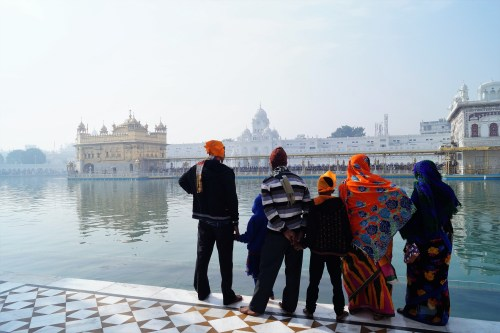 Amristar Templo Dorado 07 500x333 - Golden Temple of Amritsar & the Sikh: history & culture