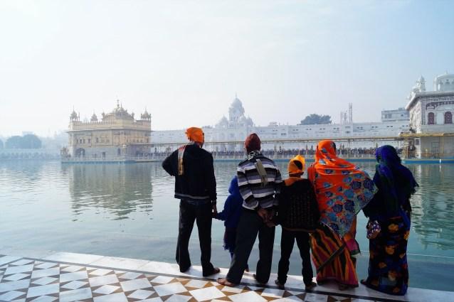 Amristar Templo Dorado 07 500x333 - El Templo Dorado de Amritsar; el lugar más visitado de la India