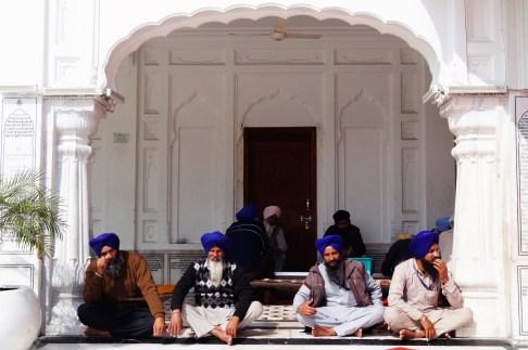 Templo Dorado de Amritsar - Los Sikh