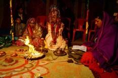 Boda india - Rituales