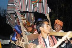 Boda india - Trono para el novio
