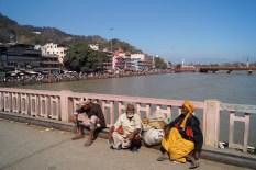 Haridwar - Río Ganges